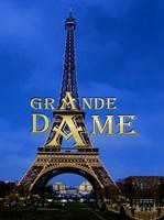 Eiffel Tower - Grande Dame Fine Art Print