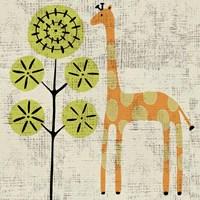 Ada's Giraffe Fine Art Print