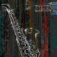 That Jazz II Fine Art Print