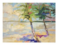 Palms II Fine Art Print