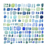 Series Sea Glass No. III Fine Art Print