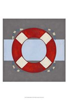 Nautical Graphic II Fine Art Print