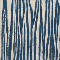 Indigo Signals VI Fine Art Print