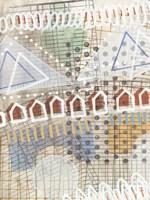 Home Grid II Fine Art Print
