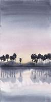 Bayside Sunset II Framed Print