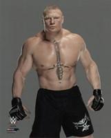 Brock Lesnar 2016 Posed Fine Art Print