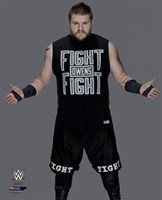 Kevin Owens 2016 Posed Fine Art Print