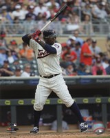 Miguel Sano 2016 Action Fine Art Print