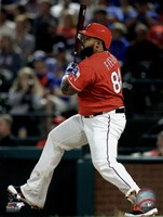 Prince Fielder 2016 Action Fine Art Print