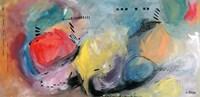 Balloune er Collour Fine Art Print