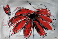 Fleur de Coeur Fine Art Print