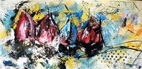 Navy 55 Fine Art Print