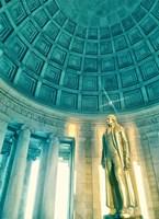 Jefferson Memorial 2 Fine Art Print