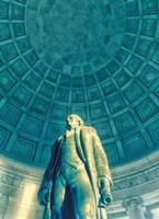 Jefferson Memorial 6 Fine Art Print