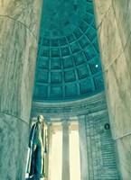 Jefferson Memorial 22 Fine Art Print