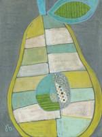 Pear Fine Art Print