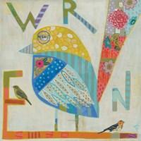 Wren Fine Art Print