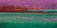 Magenta Coast - D Fine Art Print