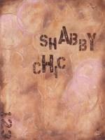 Shabby Chic Fine Art Print