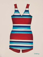 Strip Uniform Fine Art Print