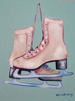 My Old Skates Fine Art Print
