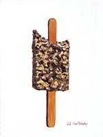 Chocolate Eclair Ice Cream Bar Fine Art Print