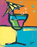 Happy Hour II Fine Art Print