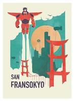 San Fransoyko Fine Art Print