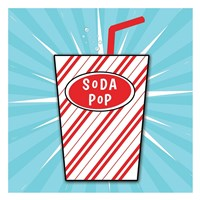 Soda Pop Fine Art Print