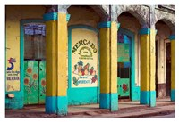 Mercado Fine Art Print