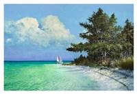 Cayo Costa Beach Fine Art Print