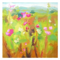 Bright Field 2 Fine Art Print