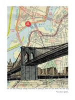 Brooklyn Bridge - NYC Fine Art Print