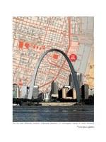 Gateway Arch Fine Art Print