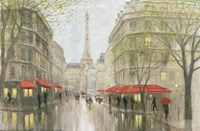 Impression of Paris Fine Art Print