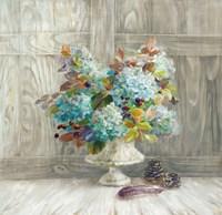 Rustic Florals Fine Art Print