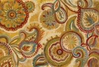 Mandala and Paisley Fine Art Print