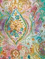 Boho Paisley II Fine Art Print