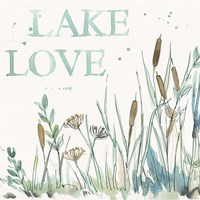 Lakehouse VI Fine Art Print