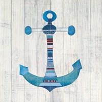 Wind and Waves IV Nautical Fine Art Print