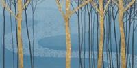 Katonah Gold Fine Art Print