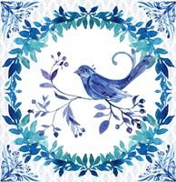 Winter Tales Bird Fine Art Print