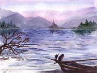 Coastal II Fine Art Print