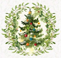 Christmas Magic II Fine Art Print
