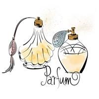 Perfume Bottles Fine Art Print