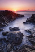 Sunrise at Marginal Way Fine Art Print