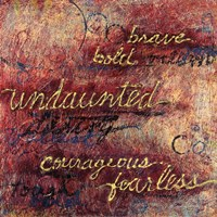 Undaunted Fine Art Print