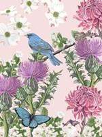 Bird Garden IV Fine Art Print