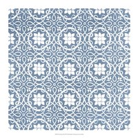 Chambray Tile VII Fine Art Print
