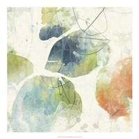 Color Motion II Framed Print
